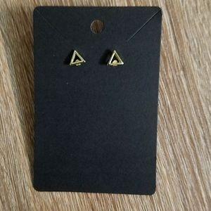 💎 4 for $10 Trriangle Earrings